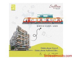 Title  : 3 BHK Flats For Sale in Nallagandla Hyderabad | Trishala Infra