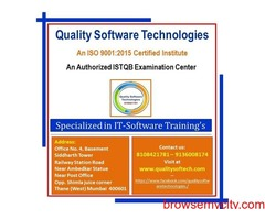 FAMOUS SOFTWARE TESTING TRAINING INSTITUTE IN THANE – QUALITY SOFTWARE TECHNOLOGIES
