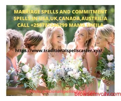 MARRIAGE SPELLS AND COMMITMENT SPELLS IN AUSTRALIA CALL +256787346299 MAMA SHEILA