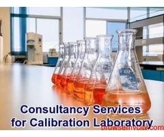 Calibration Laboratory set-up project consultancy in india