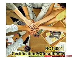 RC14001 Certification Consultancy in india