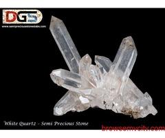 Semi Precious Quartz Slabs