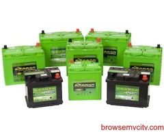 Toyota | Buy Toyota Car Batteries Online at Best Price in India | Batterywale.com