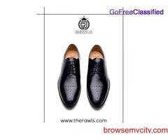 Rawls Luxure - Handcrafted leather shoes for men 100% made in India