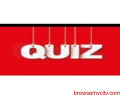 online quiz contest
