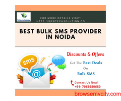 Best SMS Service Provider in Noida