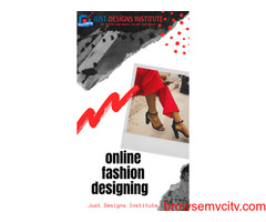 why you should choose an online fashion design course