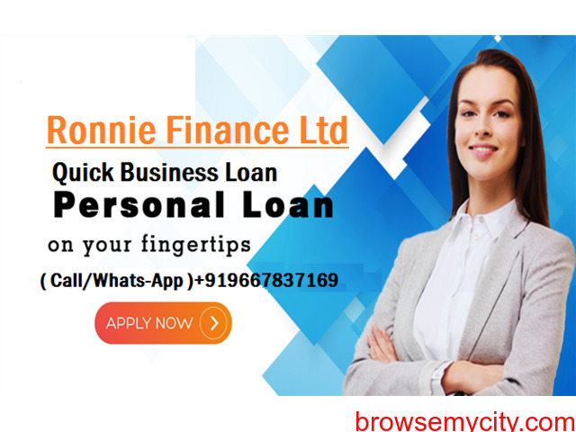 QUICK CASH LOAN AVAILABLE - 1/1
