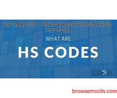 HS Code 30049039 Export Data