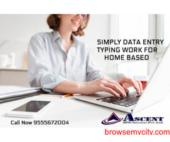 Business Opportunity of Data Entry Projects