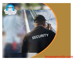 Corporate Security Guard Services in Bangalore