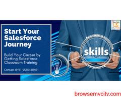 online salesforce training in noida