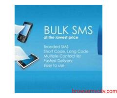 Bulk SMS Service in Noida - Webtech Solution