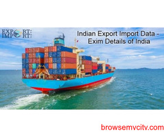 Smoothen Trade Transactions with Indian Export and Import Data