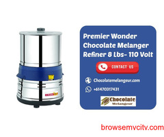 Buy Premier Wonder  Chocolate melanger Refiner machine Online