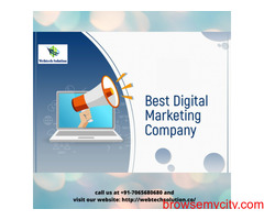 Web Promotion Service Provider in Noida - Webtech Solution