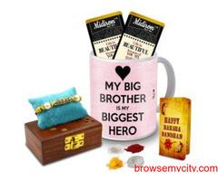 Best Rakshabandhan Gifts for Brother