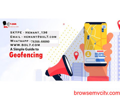 geofencing service in india