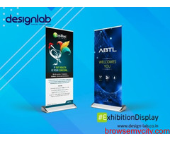 Exhibit display is appropriate for your brand image