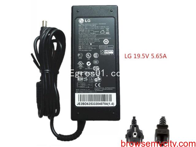 LG AAM-00 adaptateur chargeur 19.5V 5.65A 110W alimentation originale - 1/1