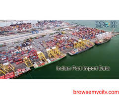 Discover valuable Import details with Indian Port Import Data