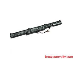Batterie originale Asus A41Lk9H, A41N1501 15V 48Wh