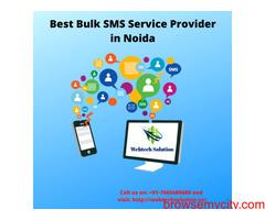 Best Bulk SMS Company in Noida - Webtech Solution