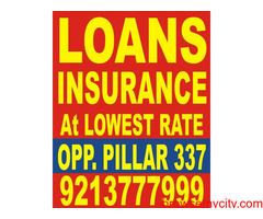 Doorstep Low Cost Professional Services of Loans, Insurance & Taxation