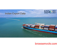 Detailed India Export Data online