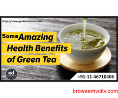 Required Green Tea Sales Agent in Pan India