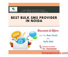 SMS Service Provider in Noida | Webtech Solution