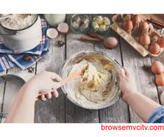 Learn to Bake 50+ recipes at Hamstech!