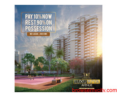 Samridhi Luxuriya Avenue Introducing an offer you cann't regret