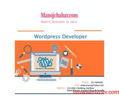 Wordpress Website Development in Delhi, NCR, India