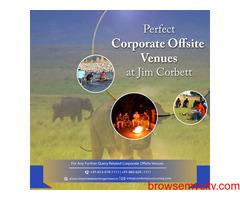 Conference Venues Jim Corbett | Corporate Offsite