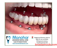 best implant clinic in vizag
