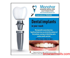 best implant specialist in vizag