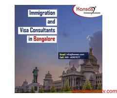 Describe the popular Australia immigration consultants in Bangalore?