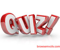 Quiz events in Mumbai