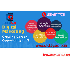 Join the World-Class Digital Marketing Training Institute in Patna