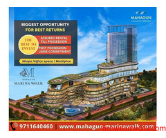 Biggest Opportunity to Buy Retail shops & office space and get Assured Rental Till Possession