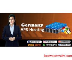 Germany VPS Hosting Price $9/Mo