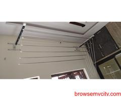 Cloth Drying Hanger Jagtial Call 09290703352 Roof Hanger