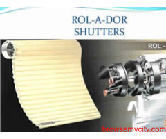 Shutter repairs and services in India