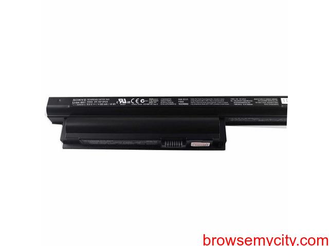 Sony VGP-BPS26 batterie originale 4000mAh, 44Wh - 1/1