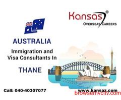 Australia Immigration Consultants Mumbai - Kansas Overseas Careers