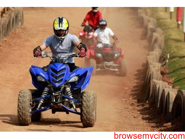 Best Weekend Getaways From Mumbai - Della Adventure Park - 1/1