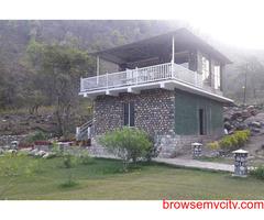 Resort in Jim Corbett near River   The Wild Heritage Resort