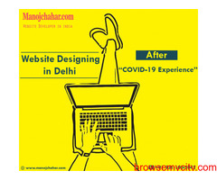Business are looking cheap Website Designing in Delhi after COVID-19 Experience
