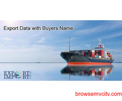 India Export Data with Buyers Name